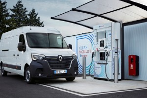 Renault Master hydrogène