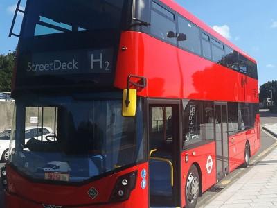 Ecosse : bientôt 15 autobus à impériale à hydrogène à Aberdeen