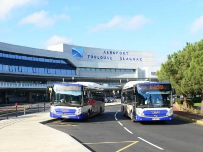 Une station et des bus à hydrogène pour l'aéroport de Toulouse