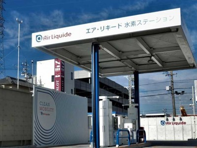 Japon : Air Liquide déploie une nouvelle station à Nagoya Odaka