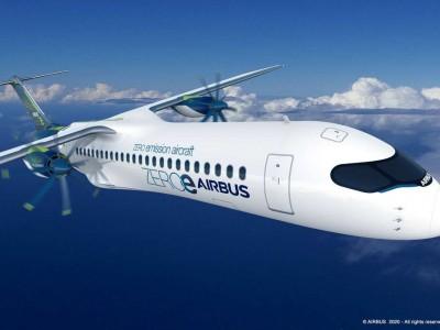 Avion à hydrogène : Airbus et ElringKlinger vont créer une coentreprise