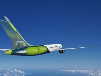 Comment Airbus prépare le décollage de l'avion à hydrogène
