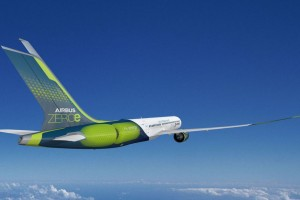 Airbus prêt à relever le pari de l'avion à hydrogène