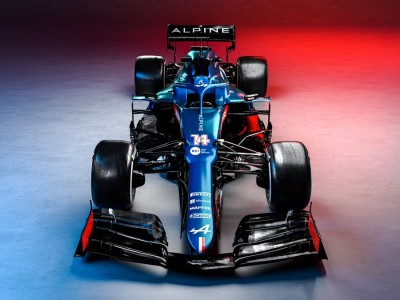 Formule 1 hydrogène : Alpine s'associe à Plug Power