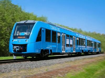 Alstom va tester son train à hydrogène aux Pays-Bas
