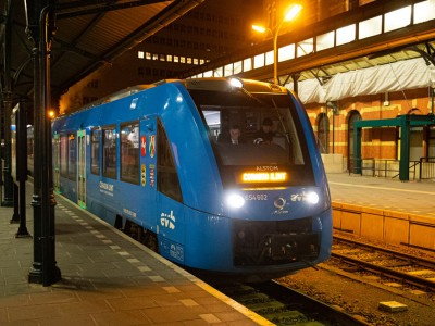 Train à hydrogène : les Pays-Bas valident leurs essais avec Alstom