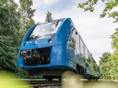 Trains à hydrogène : Alstom signe une commande record en Allemagne