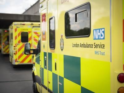 Voici la première ambulance à hydrogène au monde
