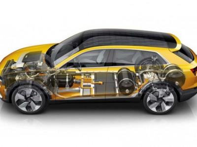 Audi : un SUV à hydrogène en petite série en 2022-2023