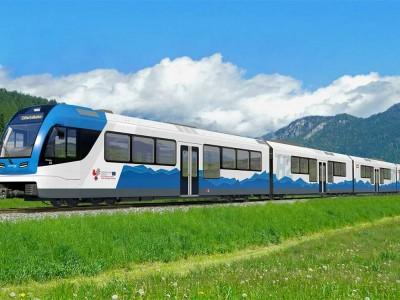 L'Autriche lancera son premier train à hydrogène en 2022