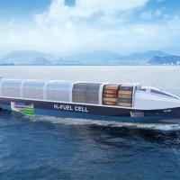 L'hydrogène seule vraie solution pour la mobilité maritime lourde ?