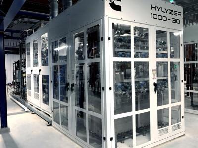 Au Canada, Air Liquide débute la production d'hydrogène vert à grande échelle