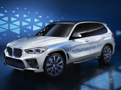 BMW i Hydrogen NEXT : un premier SUV à hydrogène pour 2022
