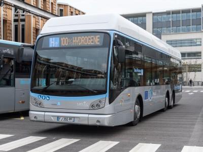 Bientôt un bonus pour les camions et bus à hydrogène
