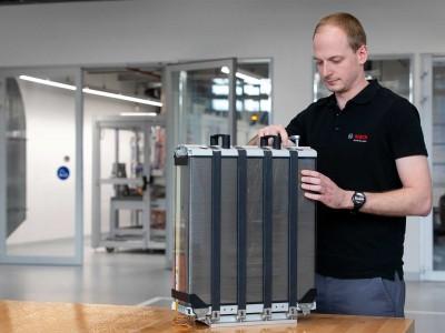 Bosch investit massivement dans l'hydrogène