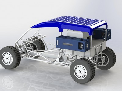 Bugs BuggHy : Un buggy hydrogène au rallye des Gazelles