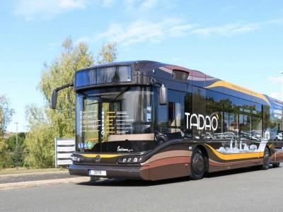 Bus à hydrogène : Safra compte arriver au prix de l'électrique d'ici 2024