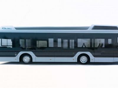 Bus à hydrogène : Toyota va fournir sa technologie à Caetanobus