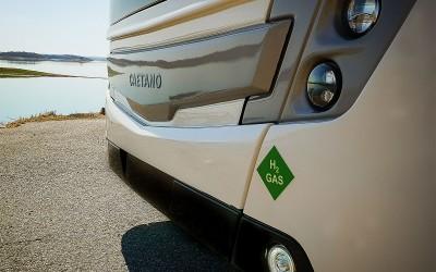 H2.City Gold, le premier bus hydrogène de Caetano
