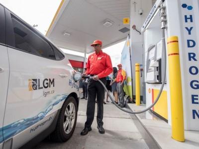 La Californie devrait compter 100 stations hydrogène d'ici fin 2023