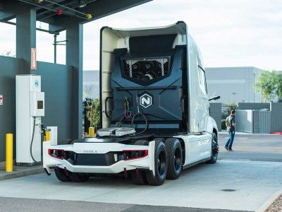 Camion à hydrogène : la France aura besoin de 120 stations d'ici 2030