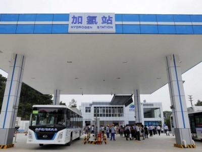 Chine : de l'hydrogène vert pour les transports publics de Pékin