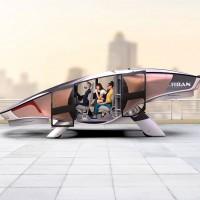CityHawk : la voiture volante à hydrogène bientôt réalité ?