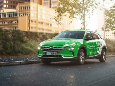 Clevershuttle déploie 25 voitures à hydrogène à Berlin