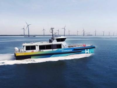 Belgique : la CMB se lance dans le bateau à hydrogène