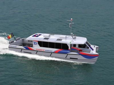 Ce consortium va développer des moteurs hydrogène pour la marine
