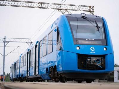 Le train à hydrogène d'Alstom débute ses tests en Pologne