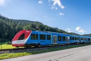 Coradia iLint : le train à hydrogène d'Alstom boucle avec succès ses tests en Autriche