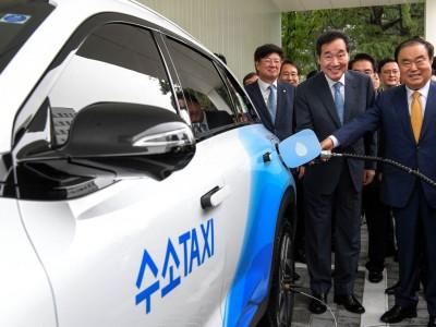 Corée du Sud : nouvelles subventions pour les voitures à hydrogène en 2020