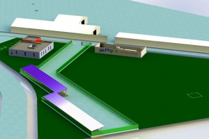 La première station hydrogène de Corse ouvrira en 2021