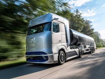 Hydrogène liquide : Daimler s'associe à Air Liquide