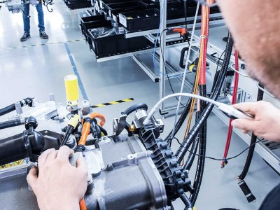 Camion à hydrogène : Daimler prépare son alliance avec Volvo