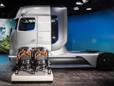 Camion hydrogène : Daimler et Volvo valident leur co-entreprise