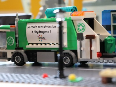 Dijon Métropole : une première station hydrogène pour l'été 2021