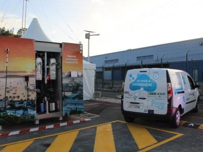 Engie ouvre une première station hydrogène en Nouvelle-Calédonie