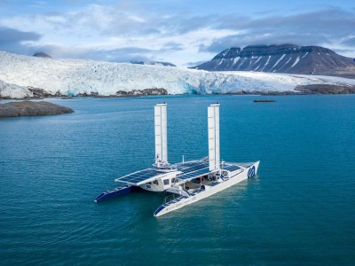 Le CNES rejoint les partenaires scientifiques d'Energy Observer