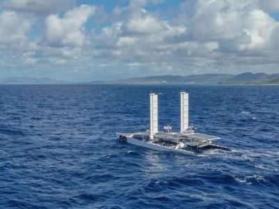 L'Energy Observer réalise sa première traversée transatlantique