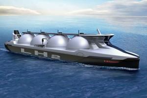Engie et Ariane veulent développer des bateaux à hydrogène liquide