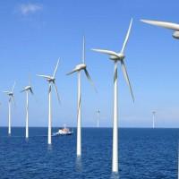 Ces éoliennes offshore géantes vont produire de l'hydrogène en mer du Nord