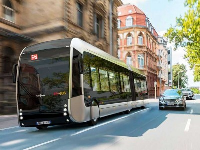 Pau créée sa propre station d'hydrogène pour alimenter des bus verts