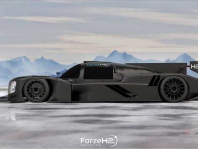 Forze IX : une nouvelle supercar à hydrogène