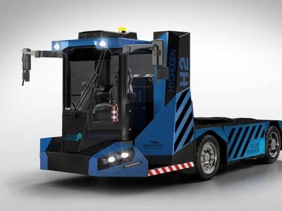 Gaussin va livrer des tracteurs à hydrogène à Plug Power
