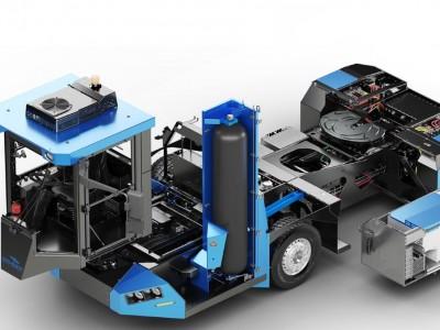 Avec ses véhicules hydrogène, Gaussin veut révolutionner la logistique