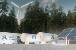 Le prix de l'hydrogène vert devrait diminuer de 85 % d'ici 2050