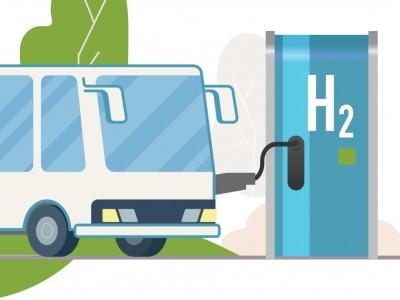 Un guide pour faciliter le déploiement des bus à hydrogène