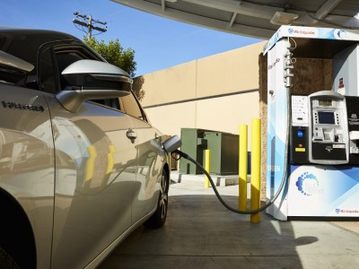 En Californie, la station hydrogène d'Anaheim établit un record